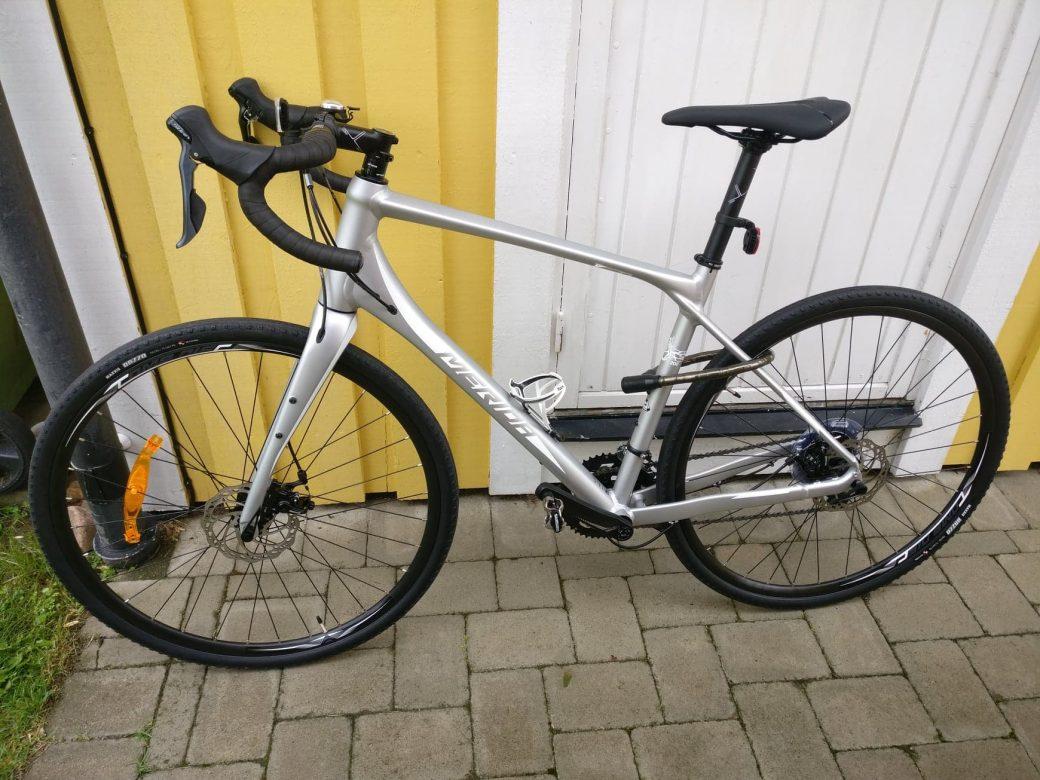 Gravel bike - en bra cykel för långfärdscykling